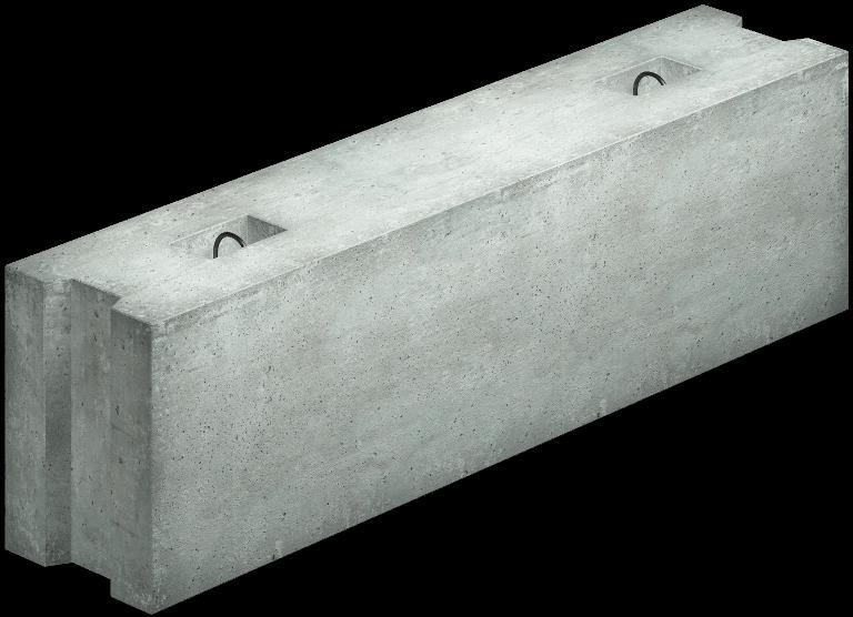 фундаментные блоки разновидности